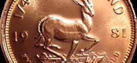 Gold Krugerrand Value (South African)