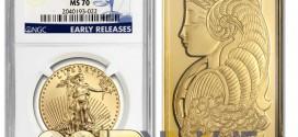 Gold Coins vs Gold Bullion