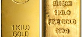 Popular Gold Bullion Choices