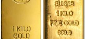 Popular Gold Bullion Choices