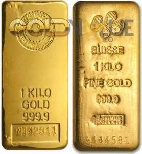 1 Kilo Gold Bullion