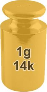 14k Gold Price Per Gram