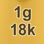 18k Gold Price Per Gram