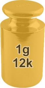 12k Gold Price Per Gram