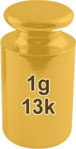 13k Gold Price Per Gram