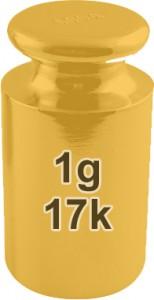 17k Gold Price Per Gram