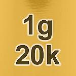 20k Gold Price Per Gram