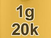 20k Gold Price Per Gram (Live)