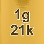 21k Gold Price Per Gram