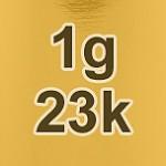 23k Gold Price Per Gram
