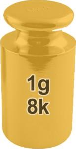 8k Gold Price Gram