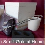 Smelting Gold at Home