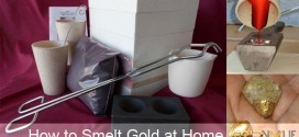 How To Melt Gold at Home